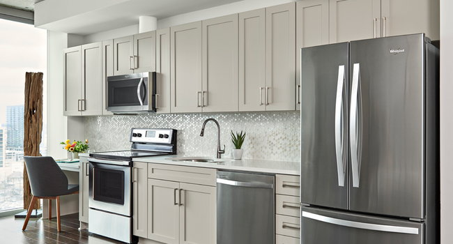 Stainless steel, Energy Star® appliances