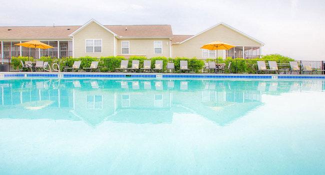 Resort -Style Pool