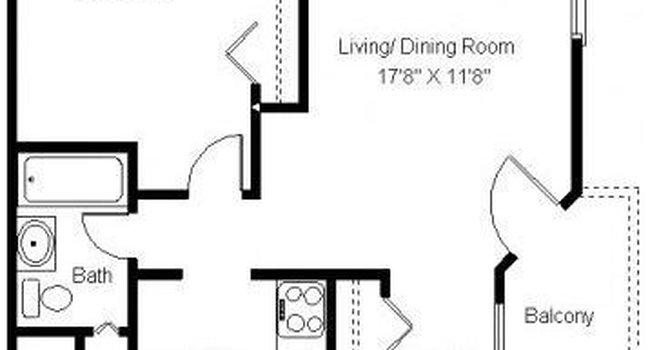 The Burlington Apartments - 127 Reviews | Saint Paul, MN ...