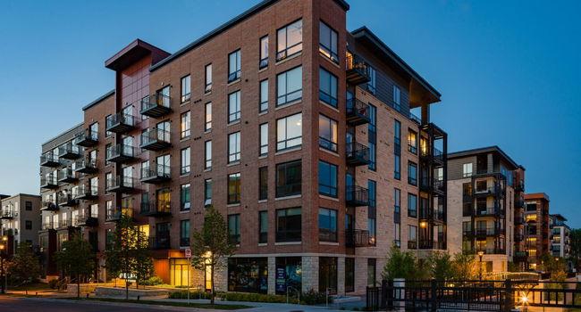 Image Of Elan Uptown Luxury Apartments In Minneapolis Mn