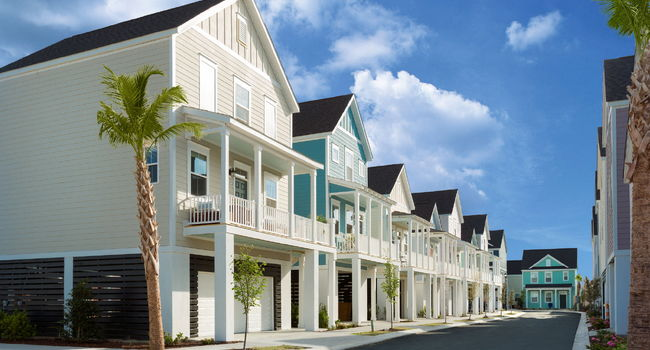 Image of Seaglass Cottages in North Myrtle Beach, SC