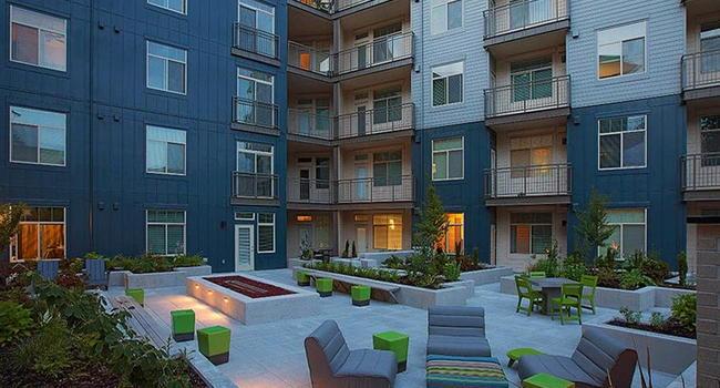 Elan Redmond Town Center Luxury Apartments - 48 Reviews ...