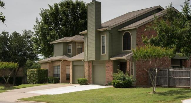 Waterbury Place Townhomes - 22 Reviews   Arlington, TX