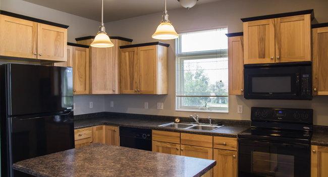 Stylish Kitchens with Center Island