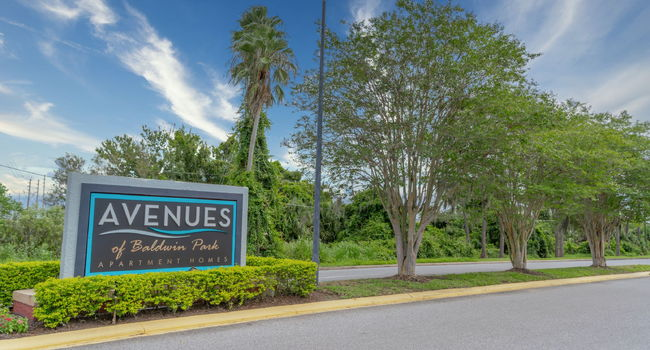 Welcome Home to The Avenues of Baldwin Park in Orlando, FL