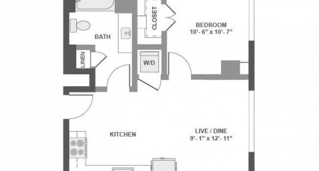 Amli Arc 14 Reviews Seattle Wa Apartments For Rent Apartmentratings
