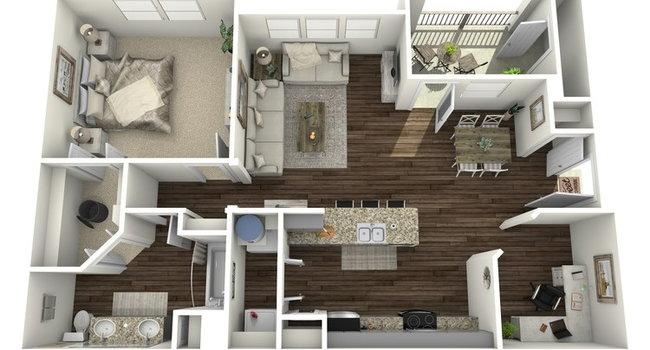 A5 Floorplan Diagram