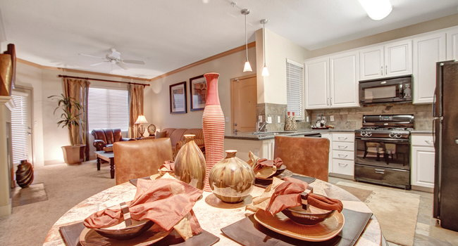 Popular Open Concept Layout