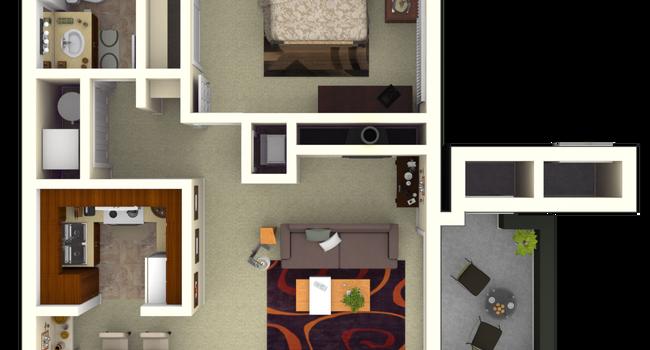 Hidden Lake - 66 Reviews | Sacramento, CA Apartments for ... on