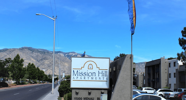 Image of Mission Hill Apartments in Albuquerque, NM