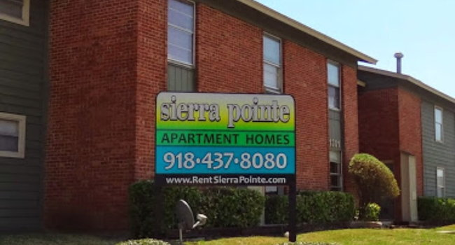Image of Sierra Pointe in Tulsa, OK