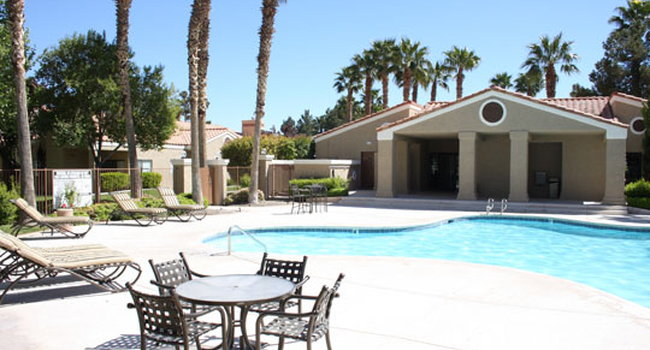 Image of Parc West Apartments in Las Vegas, NV