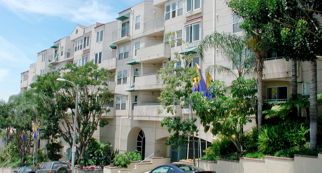 Image Of Skyline Terrace Apartments In Los Angeles Ca