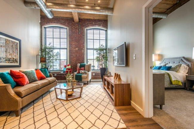 Manager Uploaded Photo Of Counting House Lofts In Lowell Ma