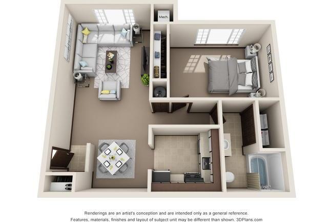 Cross Creek Apartments - 43 Reviews | Brunswick, OH ... on