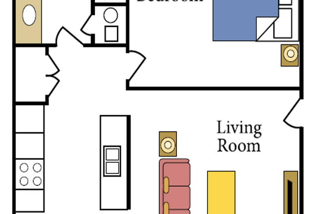Acacia Apartments - 19 Reviews | Chico, CA Apartments for ...