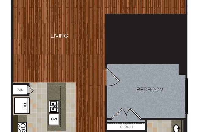 RiverView Waterfront Apartments - 144 Reviews | Austin, TX ...