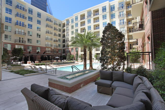 Manager Uploaded Photo Of Waterwall Place Luxury Apartments In Houston Tx