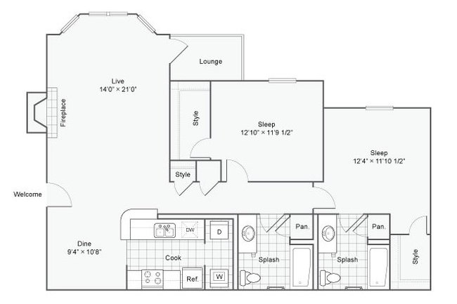 The Haven Apartment Homes - 160 Reviews