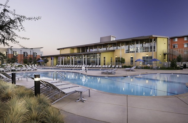 Manager Uploaded Photo Of West Village Apartments In Davis Ca